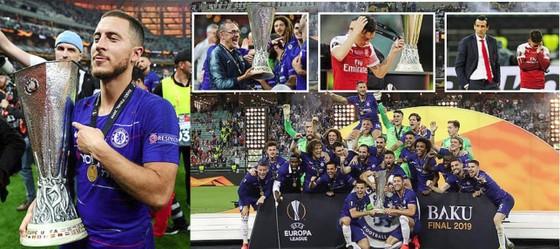 Chelsea xứng đáng lên ngôi vô địch Europa League 2019