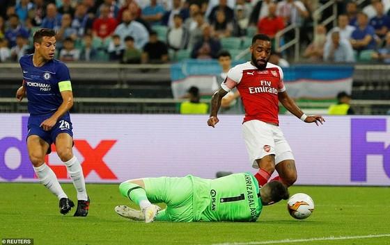 Chelsea lên ngôi vô địch Europa League 2019 ảnh 5