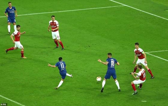 Chelsea lên ngôi vô địch Europa League 2019 ảnh 3