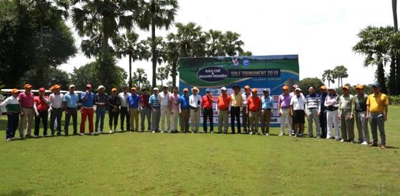 Giải golf Báo chí và Doanh nghiệp mừng ngày Báo chí Cách mạng Việt Nam ảnh 3