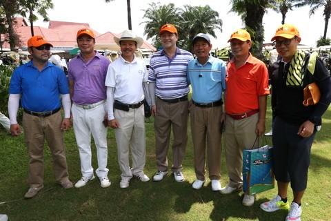 Giải golf Báo chí và Doanh nghiệp mừng ngày Báo chí Cách mạng Việt Nam ảnh 2