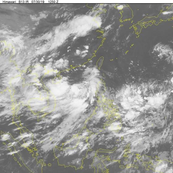 Trong 24 giờ tới, áp thấp nhiệt đới mạnh lên thành bão ảnh 1
