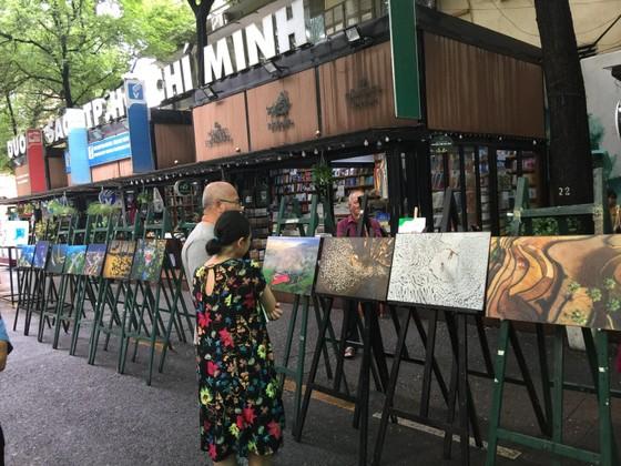 """Trao giải cuộc thi ảnh nghệ thuật """"Việt Nam nhìn từ trên cao"""" năm 2019: Tự hào biên cương Việt Nam ảnh 1"""