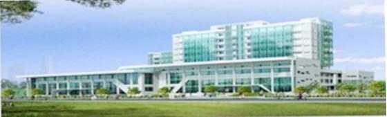 Đẩy nhanh tiến độ, thi công an toàn cơ sở 2 Bệnh viện Ung bướu  ảnh 1