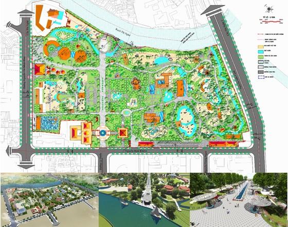 Phê duyệt Đồ án điều chỉnh quy hoạch chi tiết Thảo Cầm Viên Sài Gòn ảnh 1