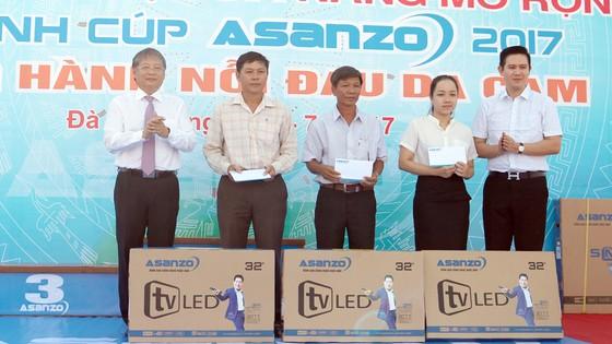 Khai mạc giải đua xe đạp Đà Nẵng mở rộng ảnh 1