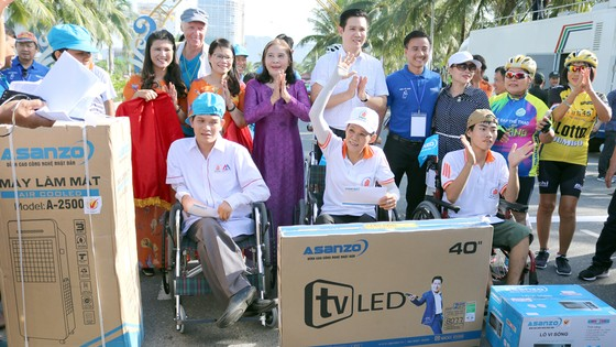 Khai mạc giải đua xe đạp Đà Nẵng mở rộng ảnh 4
