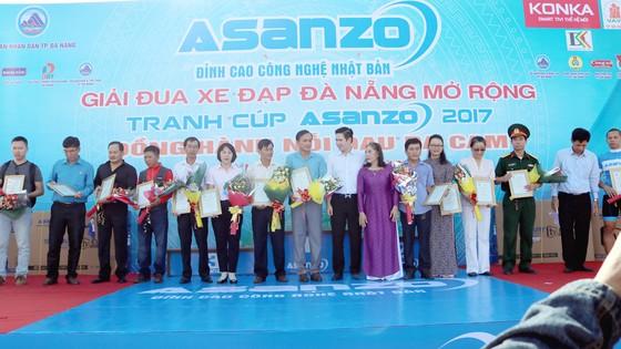 Khai mạc giải đua xe đạp Đà Nẵng mở rộng ảnh 2