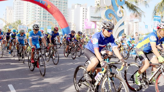 Khai mạc giải đua xe đạp Đà Nẵng mở rộng ảnh 3