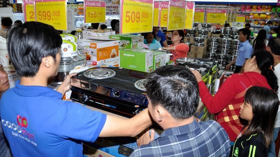 Co.opmart Huỳnh Tấn Phát sẽ giảm giá mạnh và tặng Honda SH Mode dịp khai trương ảnh 2
