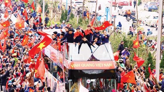 Kỳ tích bóng đá Việt Nam ảnh 5