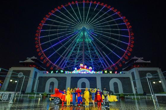 Hàng ngàn đèn lồng sẽ thắp sáng Sun World Danang Wonders suốt một tháng ảnh 3