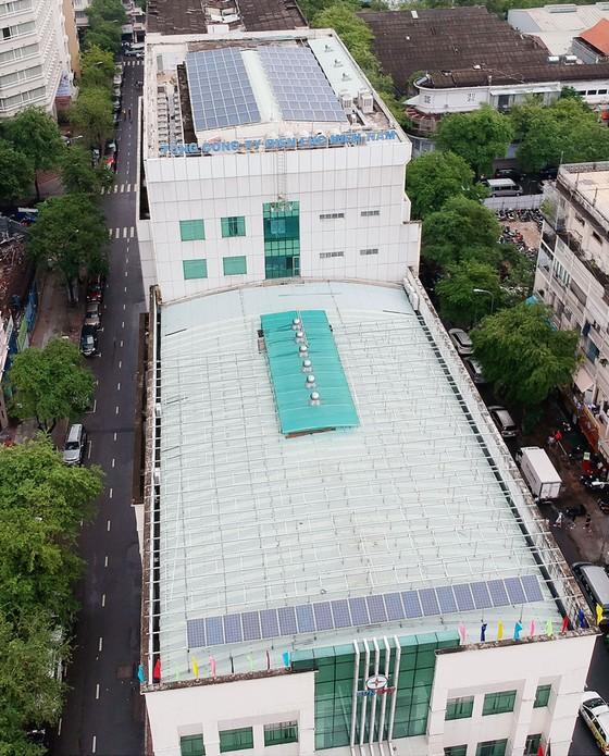 Sản xuất điện sạch từ mái nhà ảnh 1