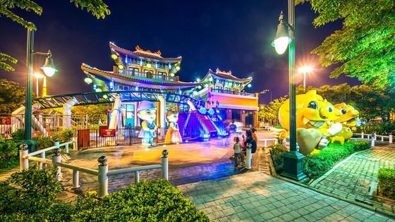 Tham dự Halloween đặc sắc tại Sun World Danang Wonders chỉ với 50.000 đồng ảnh 1