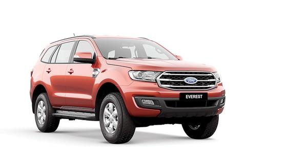 Ford Việt Nam công bố giá bán các phiên bản của 2 dòng xe Ranger và Everest mới ảnh 1