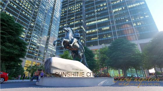 Sunshine City Sài Gòn - dấu ấn Nam tiến của ông lớn bất động sản ảnh 1