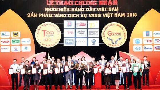 """Vedan Việt Nam lần thứ 3 liên tiếp được vinh danh """"Sản phẩm vàng, dịch vụ vàng Việt Nam"""" ảnh 1"""
