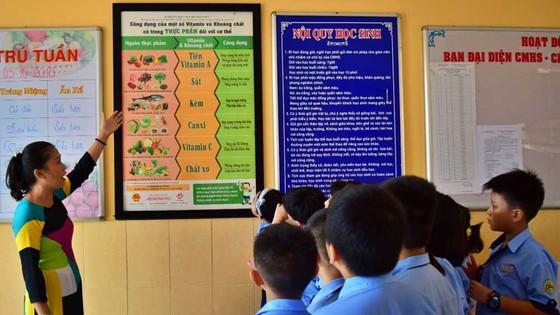 Chuẩn hóa thực đơn bán trú bậc tiểu học ở Điện Biên ảnh 2