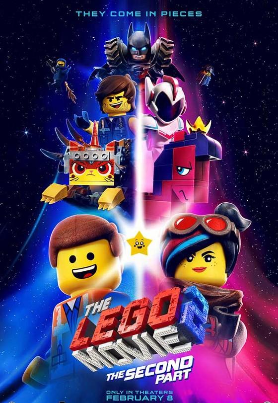 The Lego Movie 2: The Second Part không đạt doanh thu như kỳ vọng ảnh 1