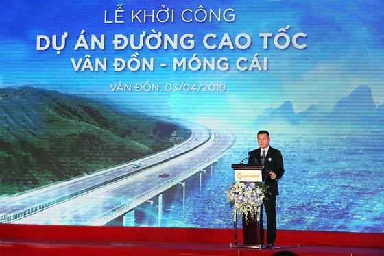 Quảng Ninh chính thức khởi công dự án cao tốc Vân Đồn – Móng Cái ảnh 4