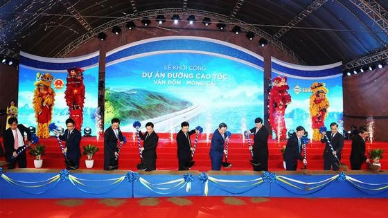 Quảng Ninh chính thức khởi công dự án cao tốc Vân Đồn – Móng Cái ảnh 2
