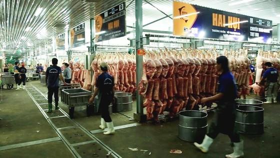 Chợ đầu mối Bình Điền: Kiểm soát chặt chất lượng thịt các loại ảnh 3