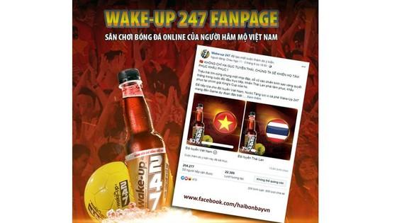 Wake-up 247 Fanpage - sân chơi bóng đá online của người hâm mộ Việt Nam