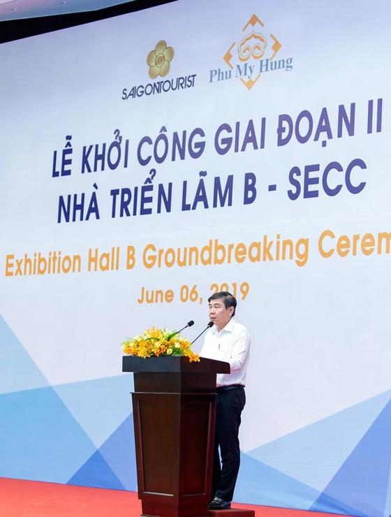 Saigontourist khởi công giai đoạn II Nhà triển lãm B ảnh 1
