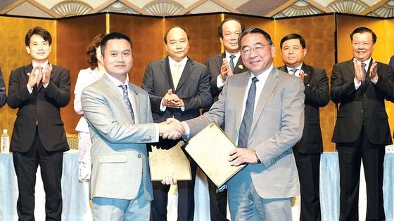 Thủ tướng Nguyễn Xuân Phúc thăm Nhật Bản ảnh 1