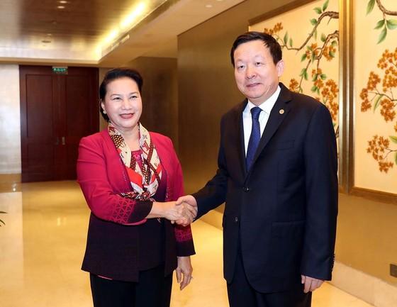 Tô Châu muốn đẩy mạnh hợp tác với Việt Nam