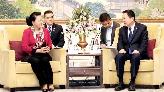 Tô Châu muốn đẩy mạnh hợp tác với Việt Nam ảnh 2