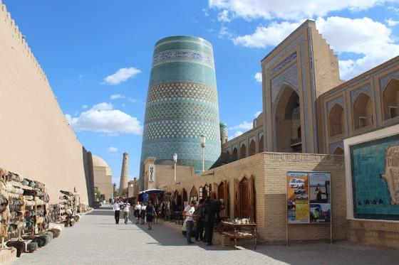 Đến Khiva lạc vào Nghìn lẻ một đêm ảnh 1