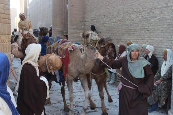 Đến Khiva lạc vào Nghìn lẻ một đêm ảnh 2