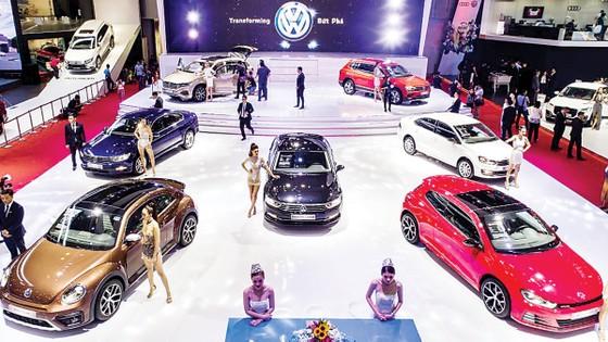 VietNam Motorshow 2018: Đã có trên 88.000 lượt khách tham quan triển lãm ảnh 1