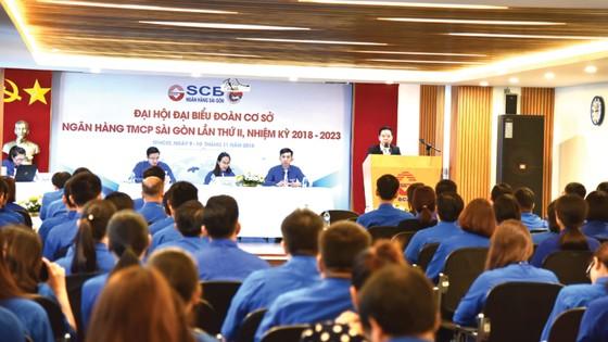 SCB tổ chức thành công Đại hội Đoàn thanh niên cơ sở lần thứ II, nhiệm kỳ 2018-2023 ảnh 1