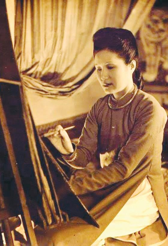 Di sản mỹ thuật của Lê Thị Lựu trở về cố hương ảnh 1