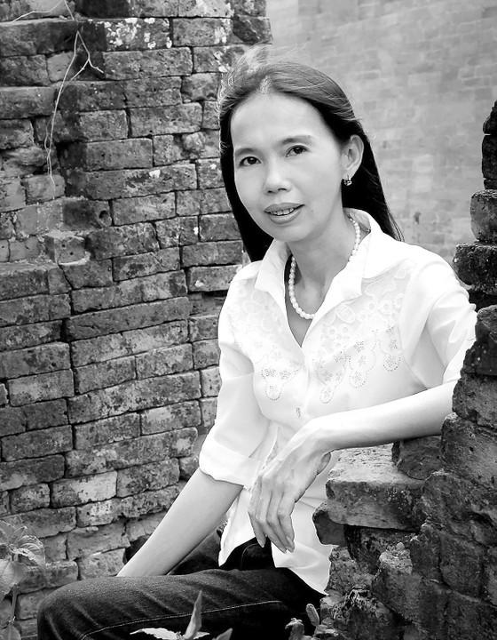 Nhà văn Võ Diệu Thanh: Chiến tranh nên lùi xa mãi mãi ảnh 1