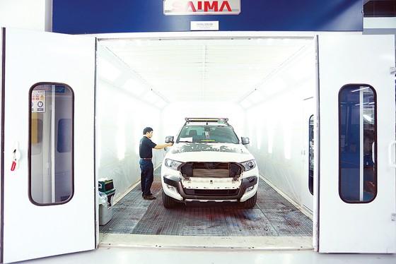 Ford khai trương đại lý chính hãng tại Hải Dương, đảm bảo chất lượng, trải nghiệm khách hàng  ảnh 2