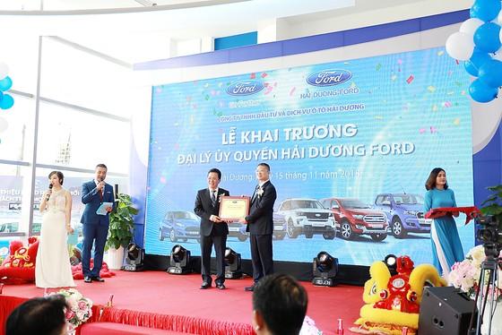 Ford khai trương đại lý chính hãng tại Hải Dương, đảm bảo chất lượng, trải nghiệm khách hàng  ảnh 1