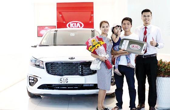 Kia Sedona mới lập kỷ lục doanh số chỉ sau một tháng ra mắt thị trường Việt ảnh 1