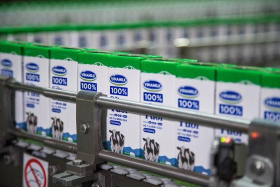 Vinamilk cung cấp sữa cho đề án chương trình sữa học đường tại Hà Nội ảnh 1