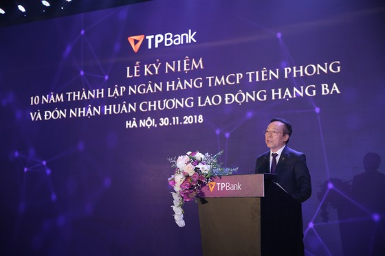 TPBank tổ chức kỷ niệm 10 năm thành lập và đón nhận Huân chương lao động Hạng Ba ảnh 1