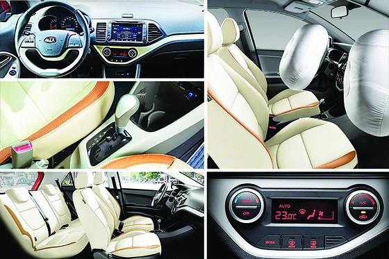 Xuất hiện Kia Morning phiên bản mới, giá hấp dẫn  ảnh 1