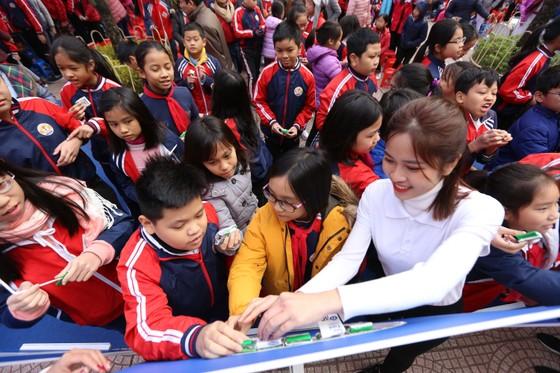 TP Hà Nội đồng loạt triển khai chương trình Sữa học đường năm 2019   ảnh 2