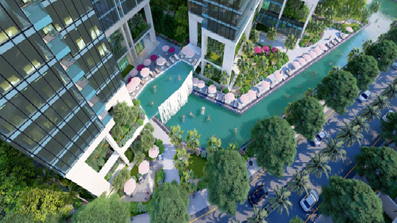 Lễ công bố chính thức dự án Sunshine City Sài Gòn ảnh 1