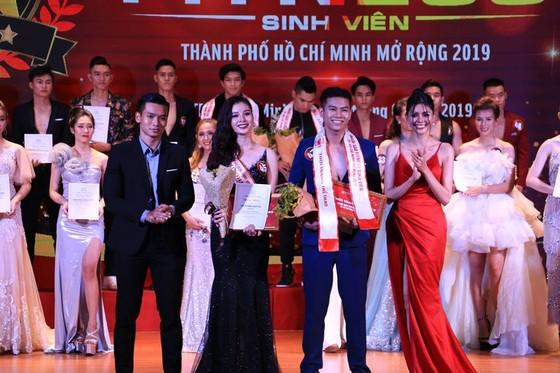 Chung kết Cuộc thi Ngôi sao Fitness sinh viên TPHCM mở rộng 2019 ảnh 4