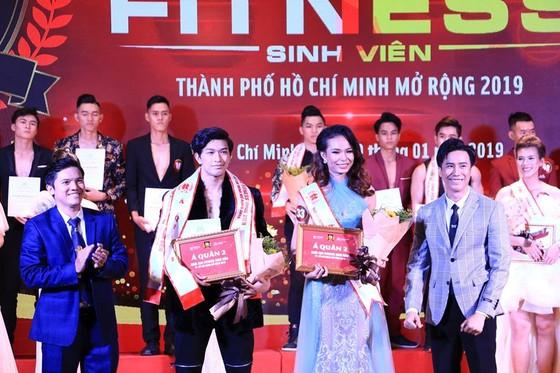 Chung kết Cuộc thi Ngôi sao Fitness sinh viên TPHCM mở rộng 2019 ảnh 3