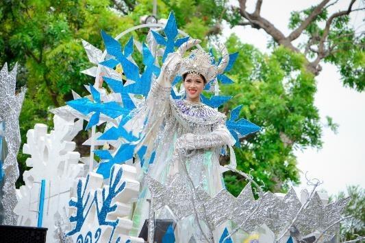 Vui Tết Kỷ Hợi 2019 tại Đầm Sen ảnh 10