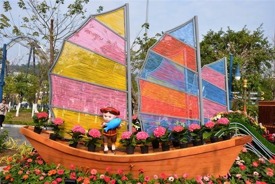 Phát cuồng với những góc check-in tại Lễ hội hoa xuân Sun World HaLong Complex ảnh 2