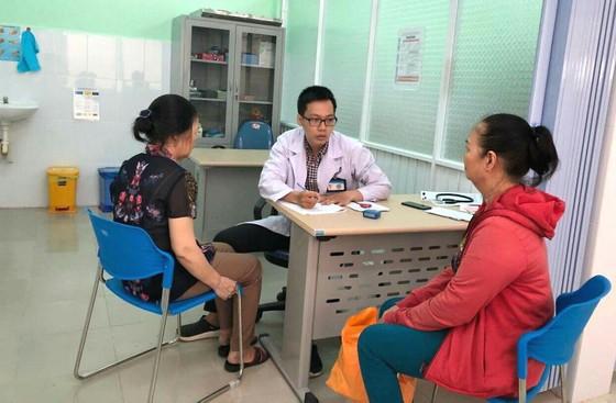 Trị liệu miễn phí tại nhà cho người khuyết tật ảnh 1